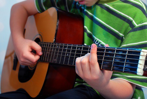 Buying Guide for Children's Acoustic Guitars