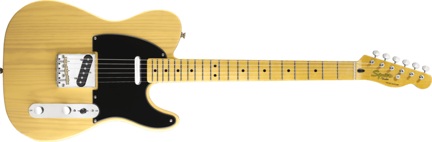 Squier Classic Vibe Telecaster '50s Electric Guitar Review
