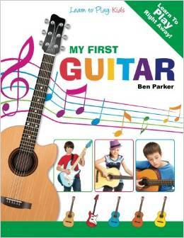 The Best Guitar Books for Kids | Kid Guitarist
