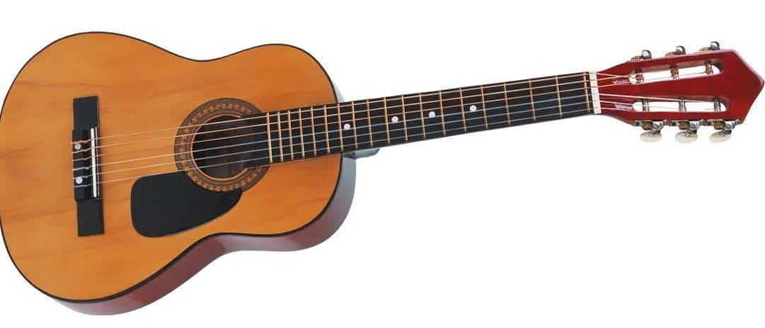 Hohner HAG250P 1/2 Sized Classical Guitar Review