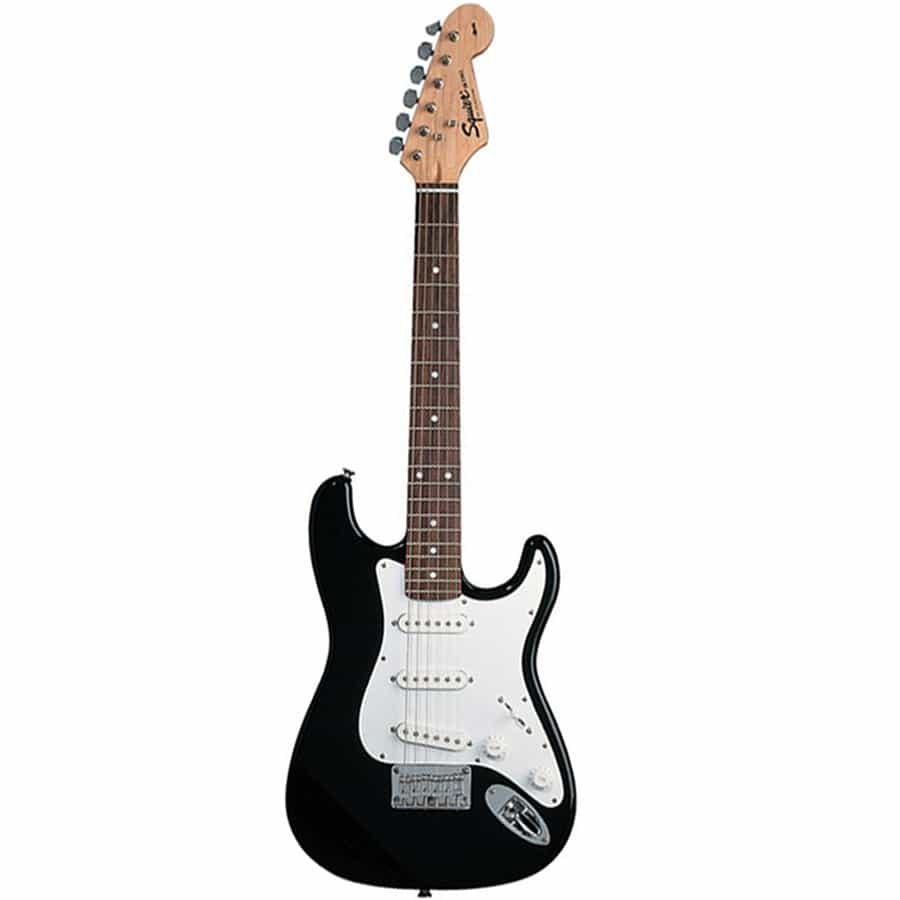 a3bb998779 Squier's Mini Strat is the best option if you are looking for a good  quality, yet relatively inexpensive electric guitar for kids under 12 years  old.