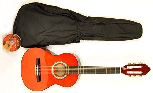 Acoustic Guitar Package Valencia Classical Kit 1 1/2 Size Review