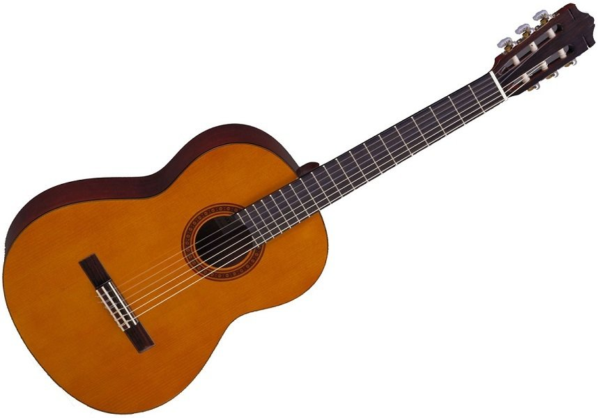 yamaha cgs 1 2 size classical guitar review kid guitarist. Black Bedroom Furniture Sets. Home Design Ideas