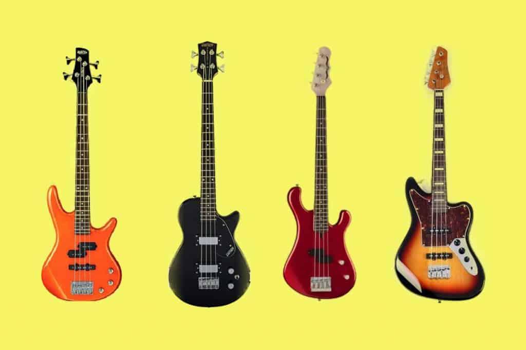 The best bass guitars for kids
