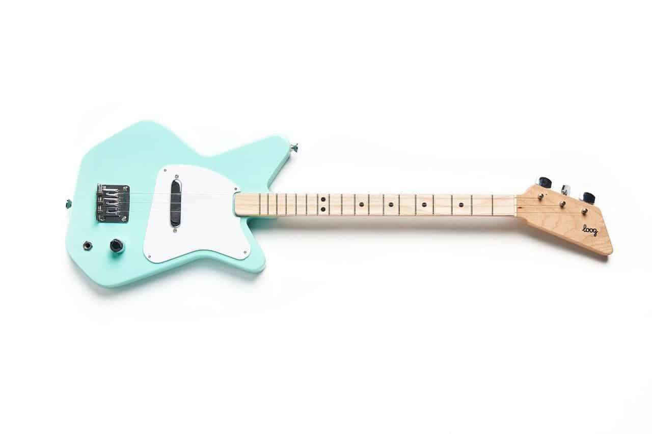 loog pro electric review kid guitarist. Black Bedroom Furniture Sets. Home Design Ideas