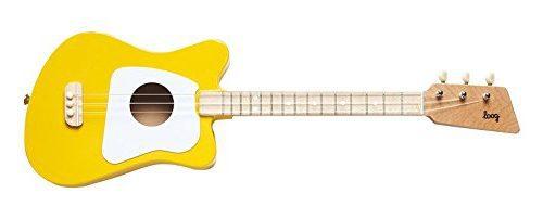 loog mini acoustic guitar review kid guitarist. Black Bedroom Furniture Sets. Home Design Ideas