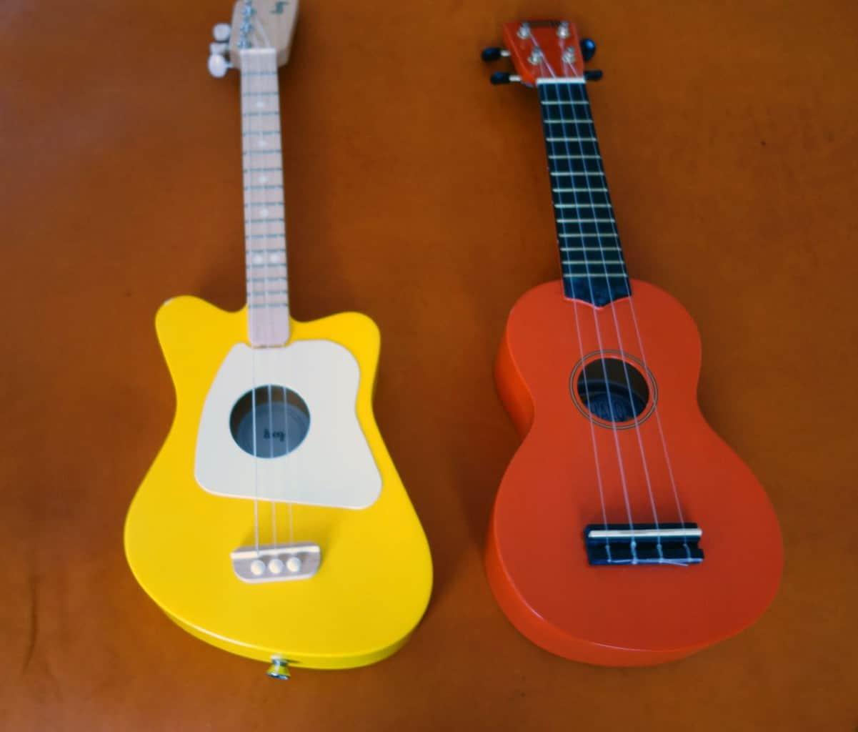Loog Mini Acoustic Guitar Review | Kid Guitarist